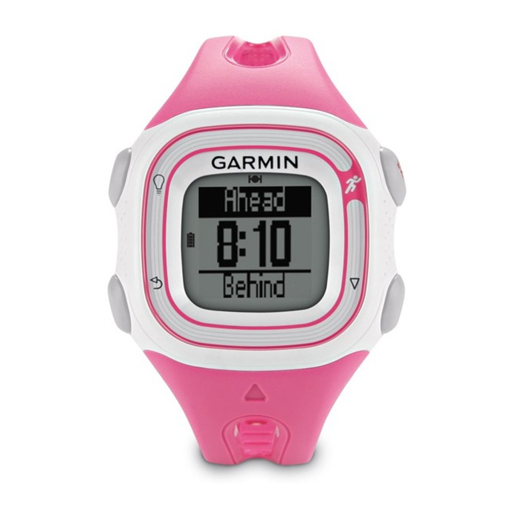 GARMIN FORERUNNER 10 Pink and White (vel. S)