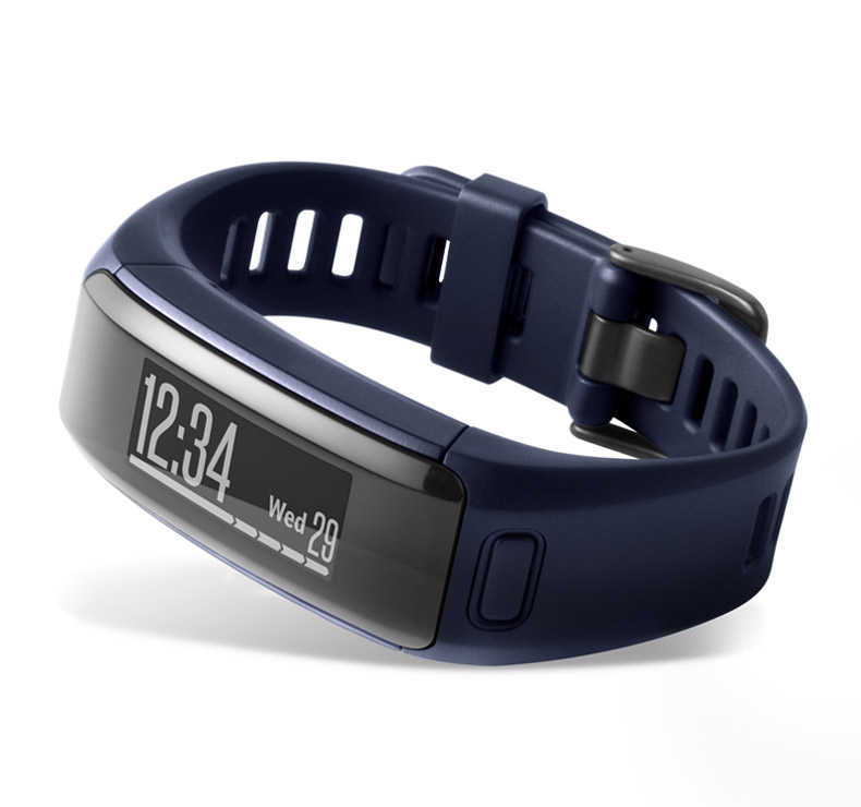 GARMIN VÍVOSMART OPTIC - náramek BLUE (L)