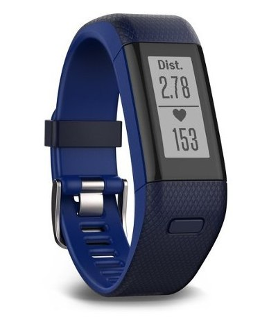 GARMIN VÍVOSMART OPTIC s GPS - BLUE (L)